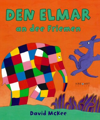 McKee David - Elmar an de Friemen